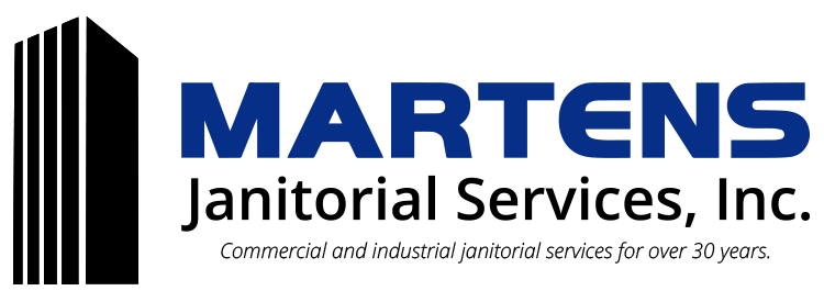 Martens Janitorial Services Logo